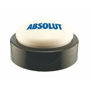 Micro Size Sound Desk Button w/Custom Programmed Message