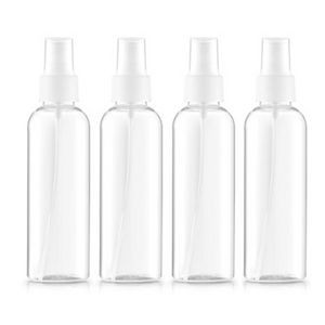 Refillable PET Spray Bottles