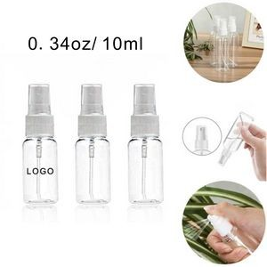 Empty Spray Bottle 0.34OZ/ 10ml