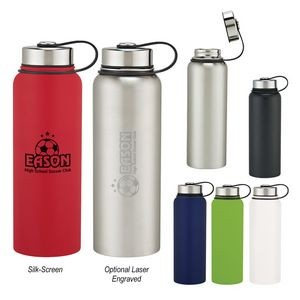 40 Oz. Invigorate Stainless Steel Bottle