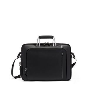 TUMI™ Arrive Hannover Slim Leather Briefcase