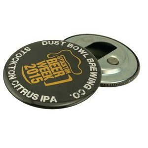 "2.25"" Bottle Opener Button"